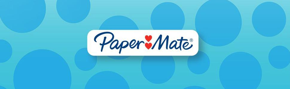 Paper Mate Banner
