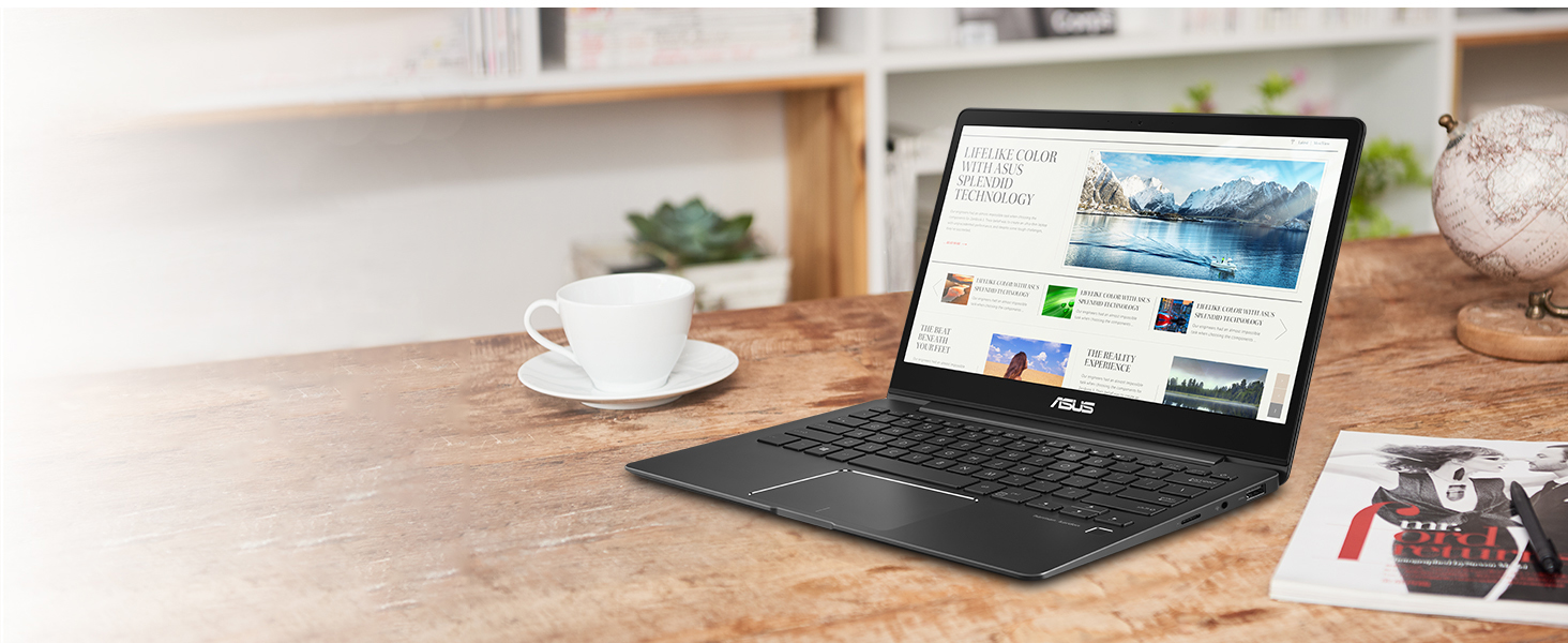 Meet the New ZenBook UX331