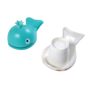 Detachable for easy cleaning and drying