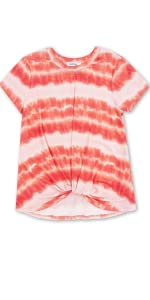 Girls t-shirt; girls fashion tops; 7-16 tops; big girl tops; girls school tops; tops for tween
