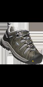 womens flint ii 2 soft toe safety footwear work shoe