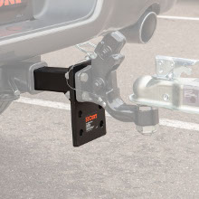 CURT Pintle Mount Pintle Ball Hitch