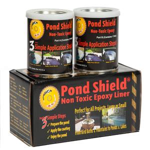 Pond Shield 1.5 quart kit