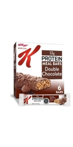 Special K Protein Bars, Double Chocolate, 9.5 oz (Pack of 3)