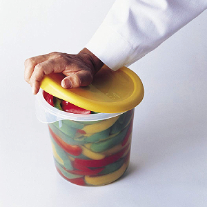 Food prep tools containers