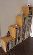 record album storage, cube storage, cubby storage, lp album storage, cubby