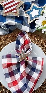 napkin rings,dinner table,star ring,napkin rings set of 6,gold star,dinner table set,4th of july