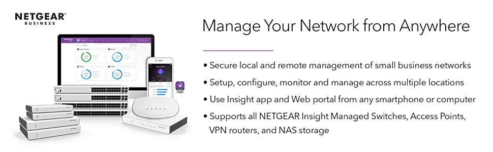 manage your network