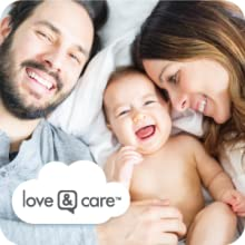 love and care parents and baby
