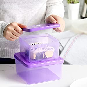 bento box, meal prep, food container, food jar, food storage, square, lunch box, ventilation, safe