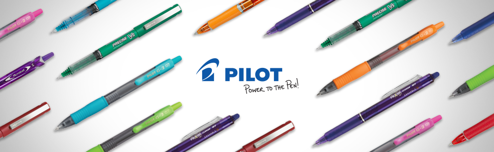 Pilot Explorer fountain pens are an alternative to gel pens for calligraphy and drawing.