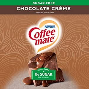 Sugar Free Chocolate Crème Coffee Creamer