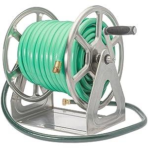 hose reel wall industrial