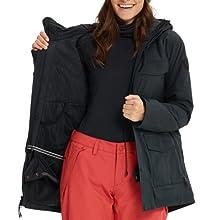winter spring fall rain jacket warm comfort water resistant lifetime wear