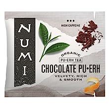 numi organic tea chocolate pu-erh black tea