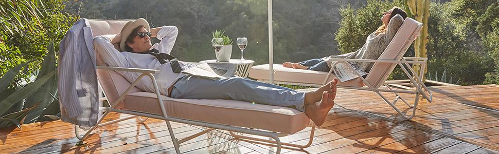 novogratz family;novogratz outdoor lounge chairs;outdoor lounge chairs;lounge chairs with umbrella