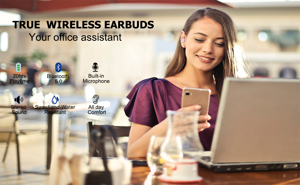 koupe true wireless earbuds