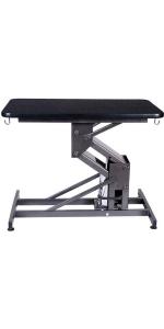 ComfortGroom Z-Lift Hydraulic Grooming Table