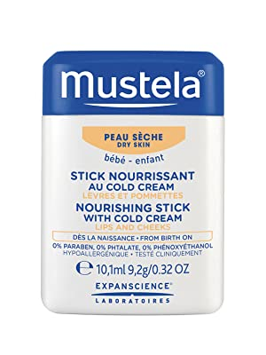 Stick moisturizer to nourish dry skin, heavy-duty hydration, quick easy application, travel-friendly