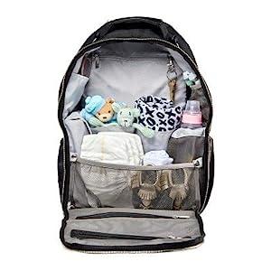 diaper bag, diaper bag backpack, boss backpack, itzy ritzy