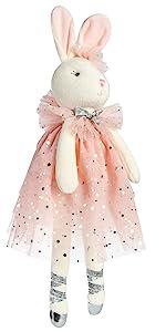 "Stephen Joseph Super Soft Large 16"" Plush doll, Bunny"