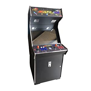 creative outdoor standing arcade maching retro for home man cave business arcade bar table machine