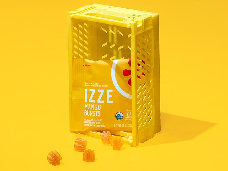 izze burst fruit snacks