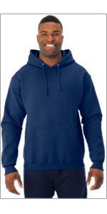 hoodie, hooded sweatshirt, soft, fleece, warm, crew, essentials