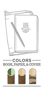 """4.625"""" x 7.25"""" Field Book Kit"""