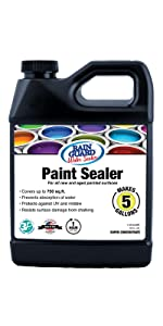 painted surface sealer