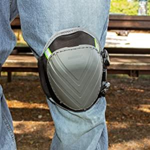 knee;pad;HV;high;visibility;soft;cap
