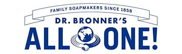Dr. Bronner's Header, Title, All One