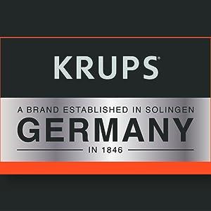 KRUPS, company, best brand, brand story, brand logo