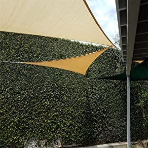 sun shade sail canopy