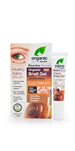 Organic Doctor Snail Gel Eye Serum