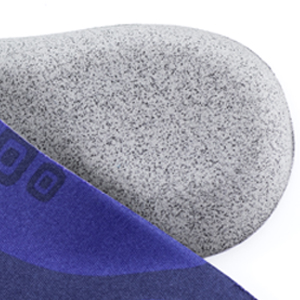 foam insole, cushioning insole, insole for flats, low profile insole, slim insole, comfort insole