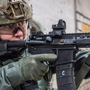Trijicon RMR Type 2 Adjustable LED Rifle Mounted Reflex Sight