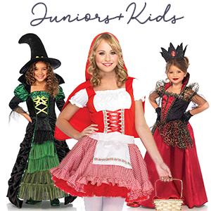 juniors kids costumes