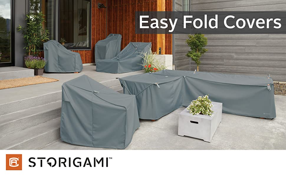 Storigami Patio Cover Collection