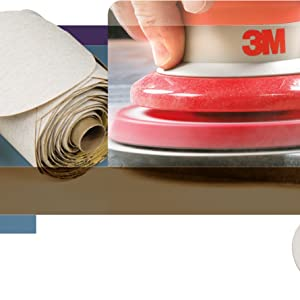 3M™ NX Hook and Loop Paper Disc