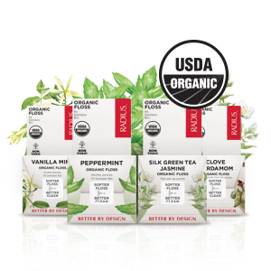 radius organic vegan cruelty free bpa free sls free fluoride free made in usa  non-toxic