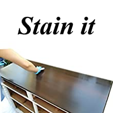 Stain it