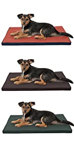 furhaven; dog; pet; bed; water; resistant; kennel; pad; mat