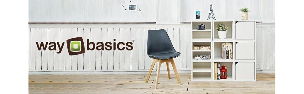 way basics, eco, bookcase, storage cube, cube storage, cubby storage, bookshelf, wall shelf