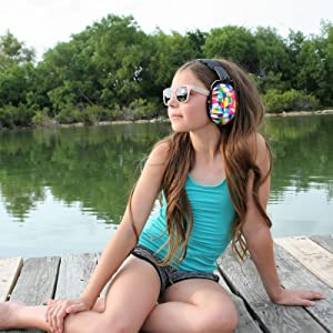 Watercraft activities can get loud - Stayprotected with BANZ.