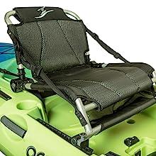 Ocean kayak, kayak, Malibu Pedal, Element Beach Seat, seat, solo, kayaking, sit on top