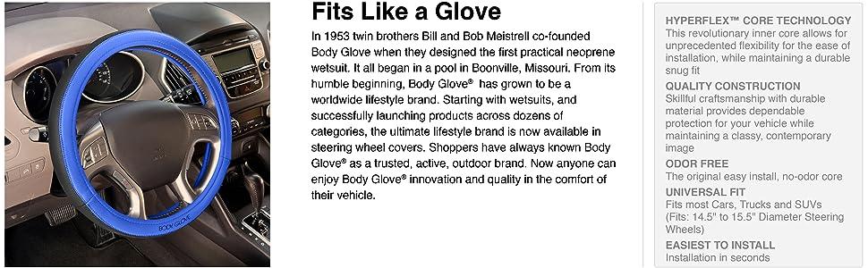 Fits like a glove