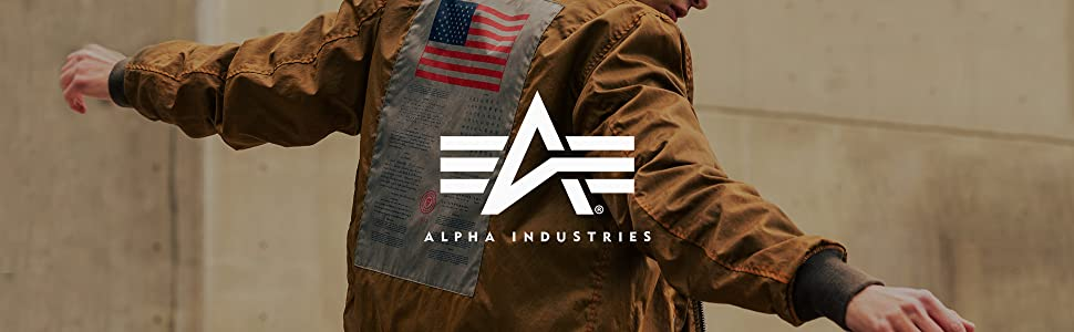 Alpha Industries Jackets