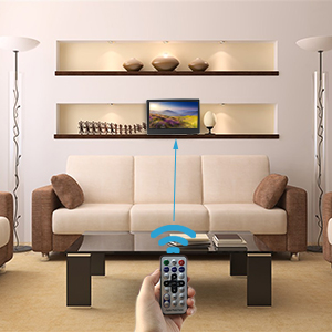 Remote Control Plug and Play