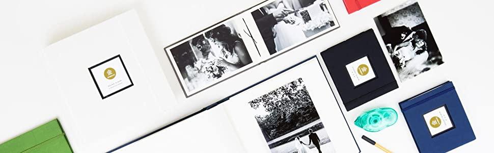 photo album 4x6 acid free all size pictures book baby boy girl custom craft kinsho photo journal